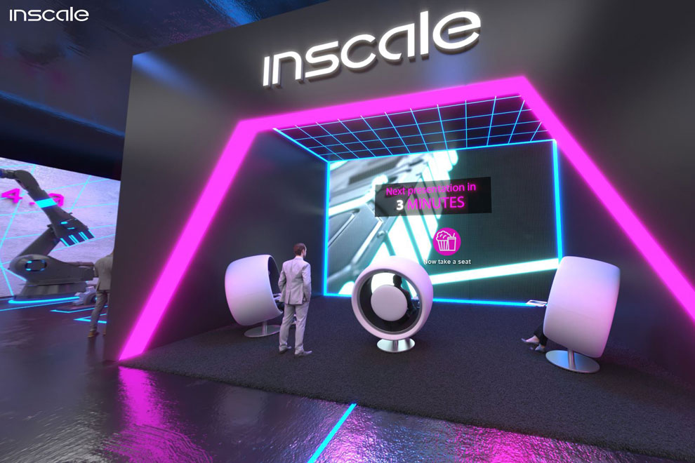 Inscale VR Expo